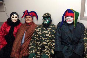 La Mi-Carême : hauts les masques !