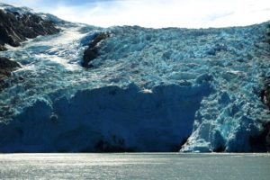 Les glaciers d'Alaska… et son Magic Bus