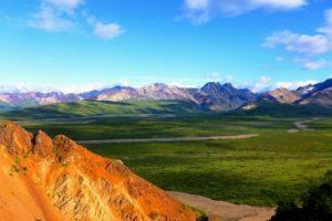 Au cœur de l'Alaska